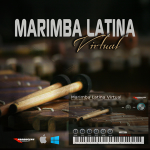 Marimba Latina Virtual MAC OSX VST and AU Formats | Software | Add-Ons and Plug-ins