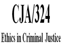 CJA 324 Week 3 Team Presentation – Ethics Issue Presentation | eBooks | Education