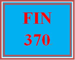 FIN 370 Week 1 Calculating Ratios | eBooks | Education
