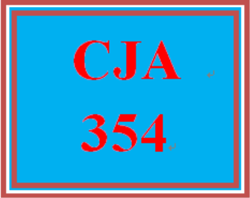 First Additional product image for - CJA 354 Week 3 Personal Crimes Analysis