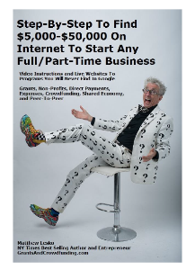step-by-step to find $15,000 on internet to start any business