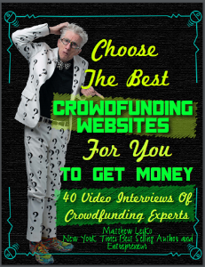 choose best crowdfunding websites for you to get money