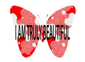i am beautiful 3