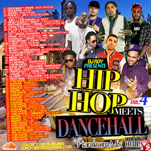 Dj Roy Hip Hop Meets Dancehall Hardcore Mix Vol.4 | Music | Rap and Hip-Hop