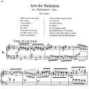 Ombra cara di mia sposa: Aria (Radamisto) in F minor (original key). G.F.Haendel. Radamisto HWV 12, Vocal Score, Ed. Peters, Gesange für eine frauenstimme, E.d. H. Roth (1915). 4pp. Italian.(A4 portrait) | eBooks | Sheet Music