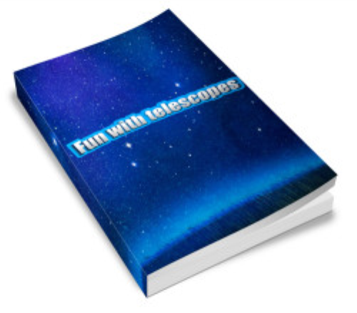 Second Additional product image for - Over 20 articles on Astronomy and ebooks, resell rights