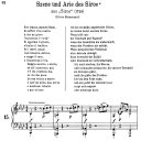 Son stanco, ingiusti numi: Contralto Aria (Siroe) in F minor (original key). G.F.Haendel. Siroe HWV 24, Vocal Score, Ed. Peters, Gesange für eine frauenstimme, Ed. H. Roth (1915). 4pp. Italian. (A4 portrait) | eBooks | Sheet Music