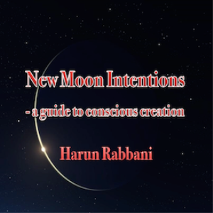 New Moon Intentions | Audio Books | Meditation