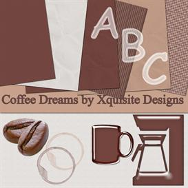 Coffee Dreams Mini-Kit | Other Files | Everything Else