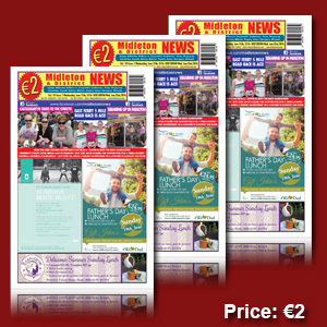 Midleton News June 15th 2016 | eBooks | Magazines