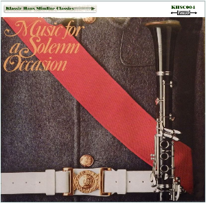 Music for a Solemn Occasion - Slimline Classics | Music | Classical