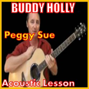 learn to play peggy sue by buddy holly