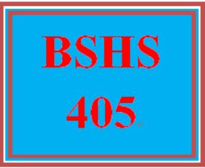 BSHS 405 Week 3 Treatment Plan | eBooks | Education
