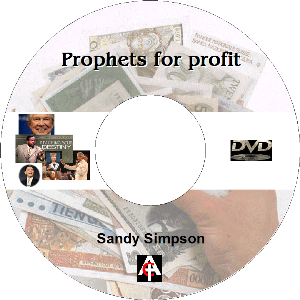 Prophets for profit MP3 | Movies and Videos | Religion and Spirituality