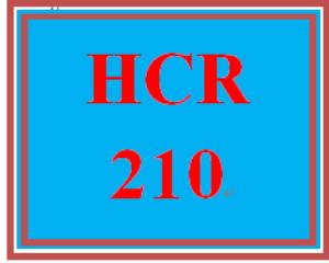 HCR 210 Week 8 Releasing Protected Health Information   eBooks   Education