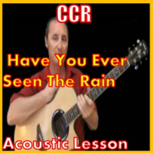 Learn to play Have You Ever Seen The Rain by CCR | Movies and Videos | Educational