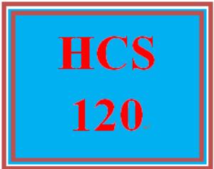 HCS 120 Week 5 Health Care Reporting Worksheet | eBooks | Education