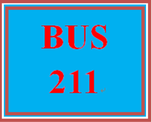bus 211 entire course