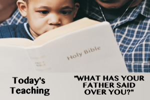 What Has Your Father Said Over You? | Audio Books | Religion and Spirituality