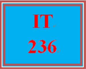 it 236 week 7 project proposal: graphic design