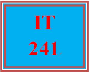 IT 241 Week 5 Site Survey Benefits | eBooks | Education