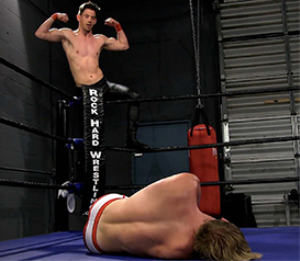 2606-HD-Chad Daniels vs Ethan Andrews | Movies and Videos | Action