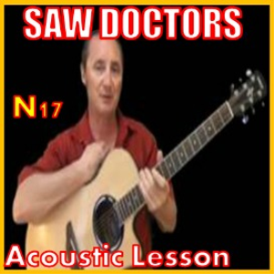 learn to play n17 by saw doctors