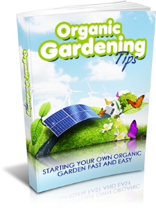 Organic Gardening EBook | eBooks | Home and Garden