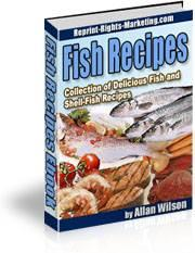 Fish Recipes | eBooks | Food and Cooking