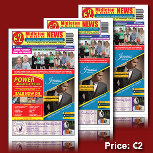 Midleton News June 22nd 2016 | eBooks | Periodicals