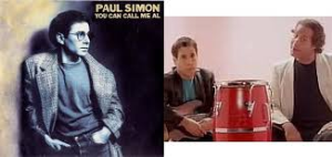 you can call me al - paul simon for 5444 big band, vocal and optional ttbb men.
