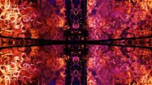 hyperdimensional flames