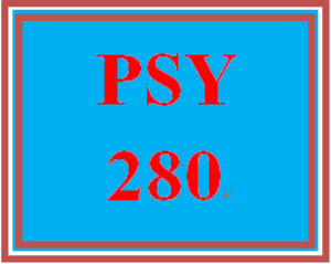 PSY 280 Week 1 Prenatal and Postpartum Scenario | eBooks | Education