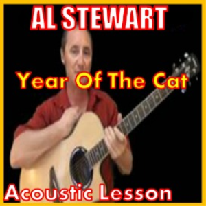 learn to play year of the cat by al stewart