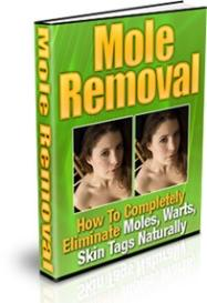 mole removal – how to completely remove moles and warts naturally!