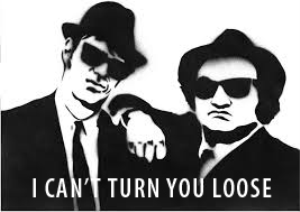 i can't turn you loose - blues brothers short instrumental intro arranged for big band.