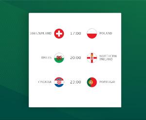 euro 2016 1/8 prediction
