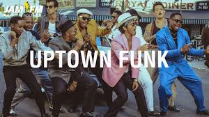 uptown funk for 6446 big band with strings, satb back vocals and solo  (original lyrics) – plus christmas parody lyrics.
