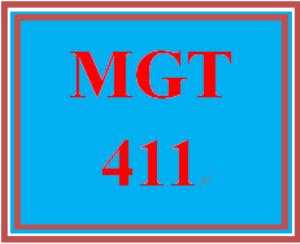 MGT 411 Week 4 Organizational Ecosystem Case Study | eBooks | Education
