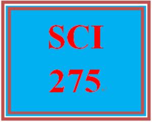 SCI 275 Week 1 Root Causes of Environmental Issues   eBooks   Education