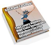 Get Paid To Shop   eBooks   Entertainment