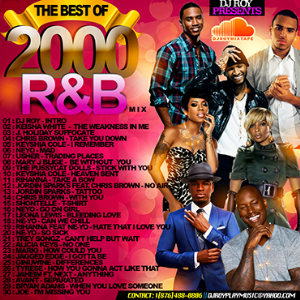 dj roy best of 2000 r&b mix vol.1