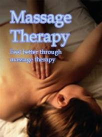 massage therapy-feel better through massage therapy