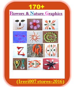 best flowers and nature graphics