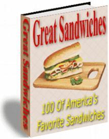 Great Sandwiches | eBooks | Food and Cooking