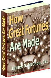 How great fortunes were made | eBooks | Self Help