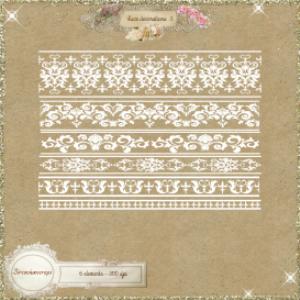 lace decorations 3