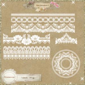 lace decorations 6