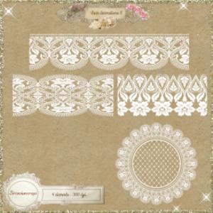 lace decorations 8