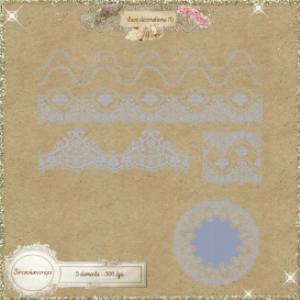 lace decorations 10